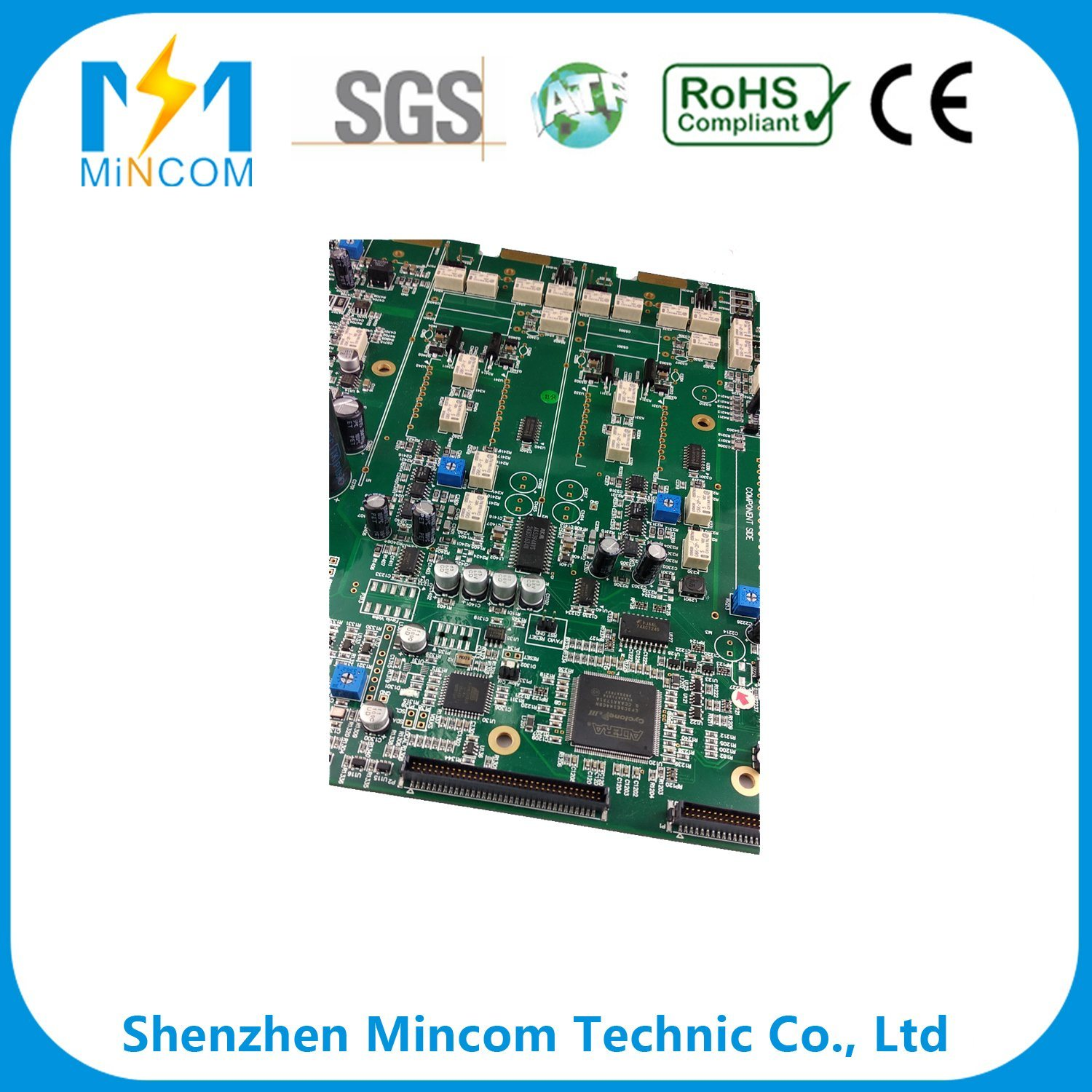 China Metal Core Pcb Manufacturers Suppliers Made Aluminum Printed Circuit Board Led Making For Ceiling Lighting