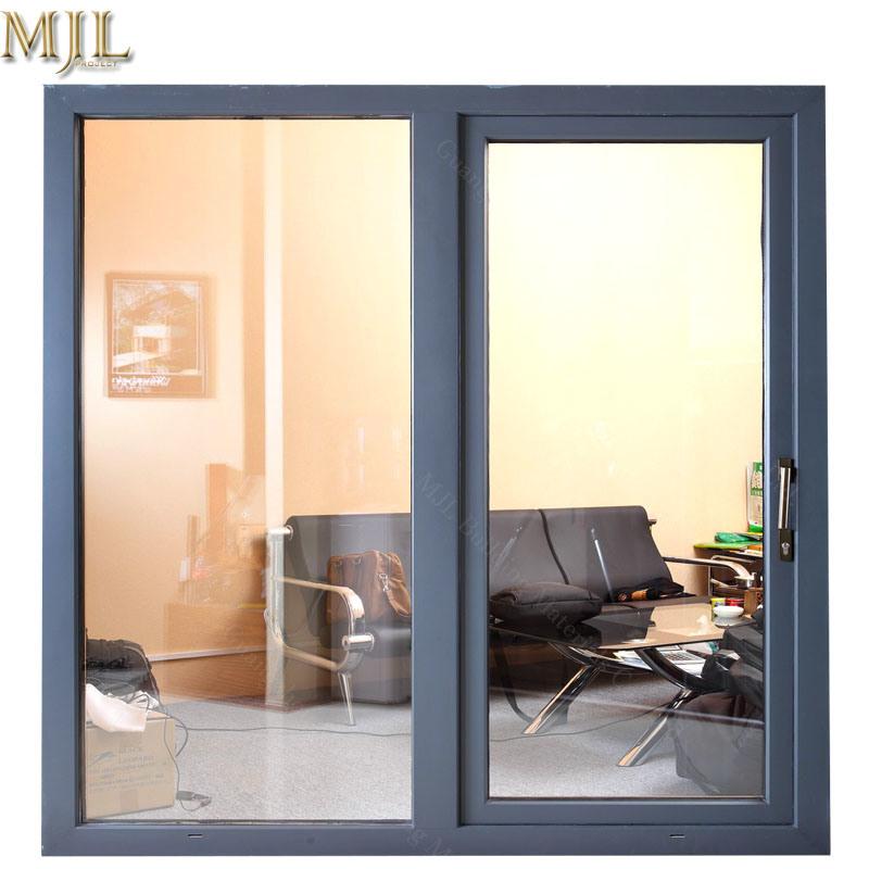 China Exterior Aluminium Glass Sliding Door For House Commercial