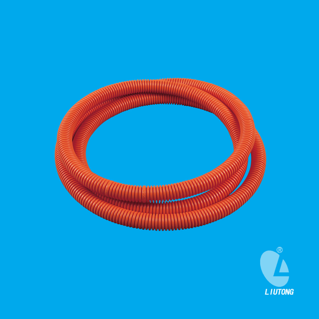 China Pvc Corrugated Flexible Pipe Md Hd Wire Pipes Electrical Conduit Pipespvc Conduitpvc