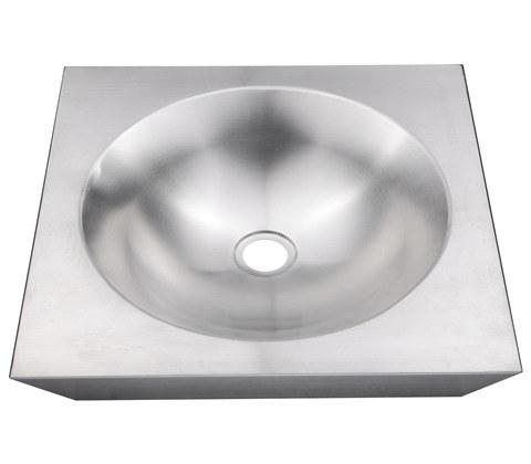 Vandal Resistant Stainless Steel Oval Topmount Bathroom Sink Washroom Lavatory Toliet Vanity B05 7