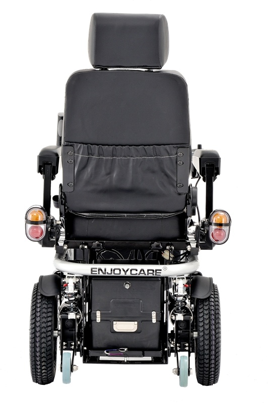 Electric Power Wheelchairs Yellow Color pictures & photos