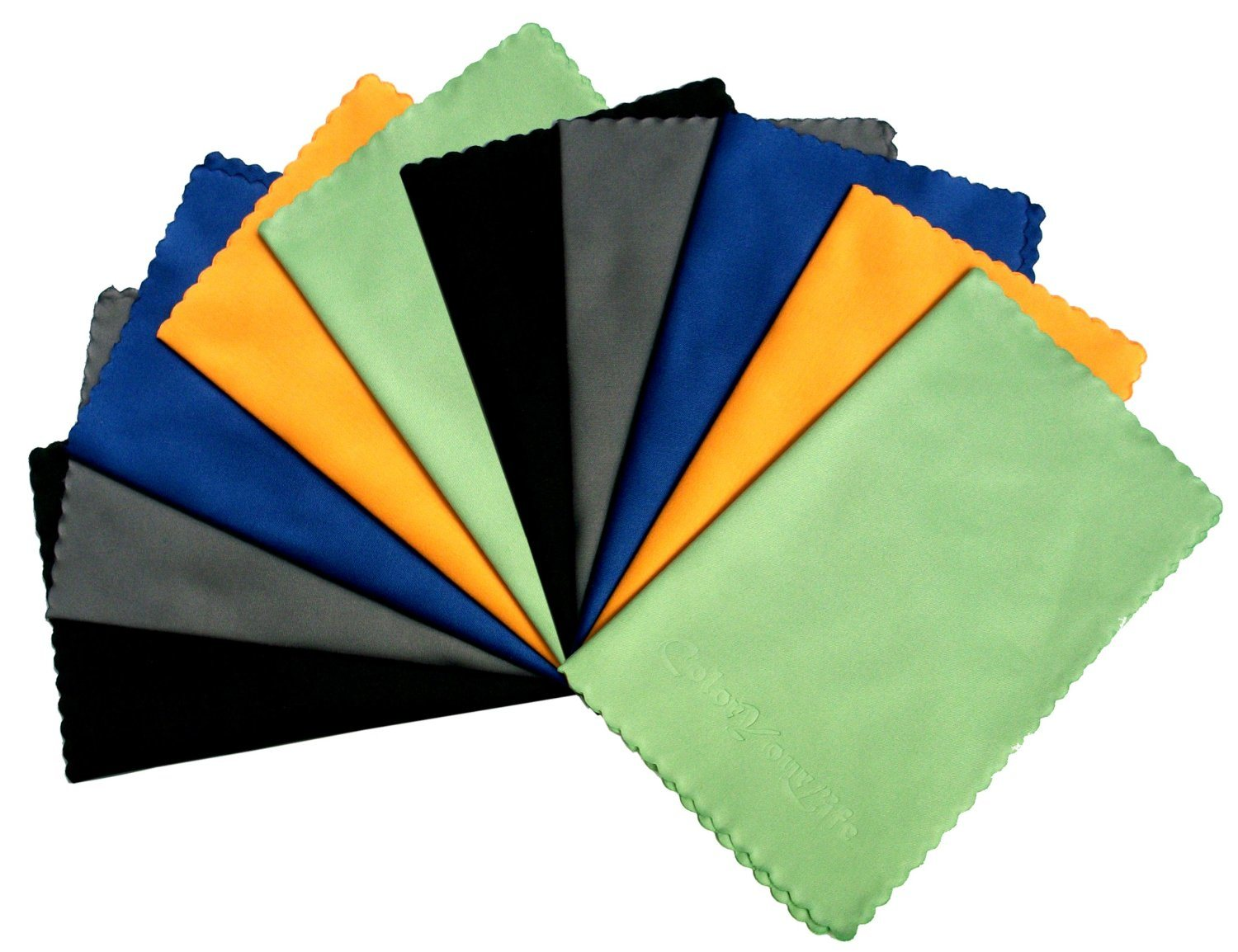 2014 New Microfiber Glass Cleaning Cloths for Apple iPad, Tablets, Lenses, LCD Monitor, TV, Camera, Glasses, Optics etc