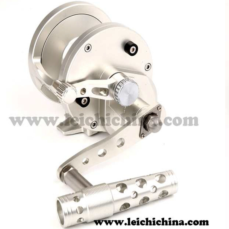 2015 New Design Big Game Saltwater CNC Casting Reel