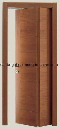 [Hot Item] Modern Solid Wooden Interior Folding Doors