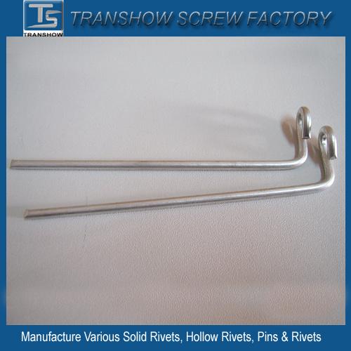 Split Pins Cotter PinsVarious SizesZinc PlatedBS 1574Top Quality