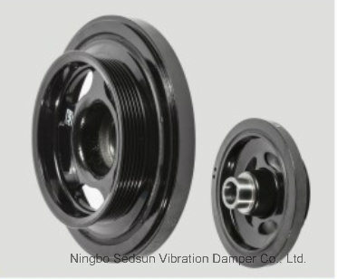 Crankshaft Pulley / Torsional Vibration Damper for Mercedes-Benz 6110301703