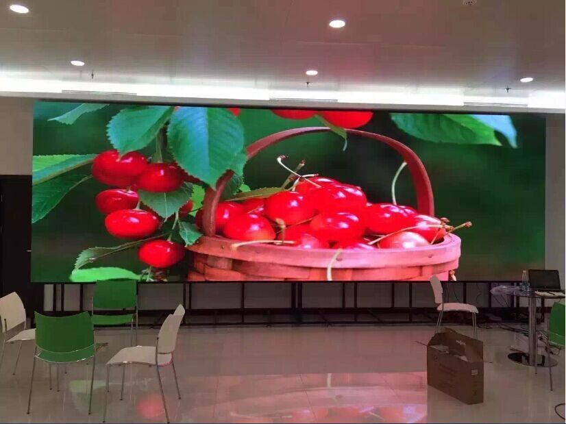 Full Color Indoor SMD P4mm LED Screen
