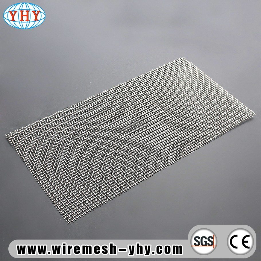 China 50 Mesh SS316 Steel Wire Cloth for Filter Photos & Pictures ...