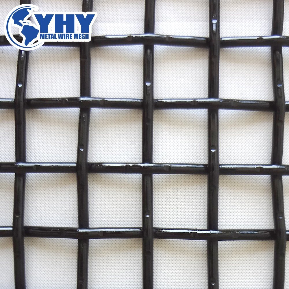 China Low Carbon Steel Crimped Wire Mesh Photos & Pictures - Made-in ...