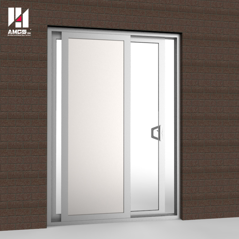 Sliding Door with Single or Double Glazing pictures & photos