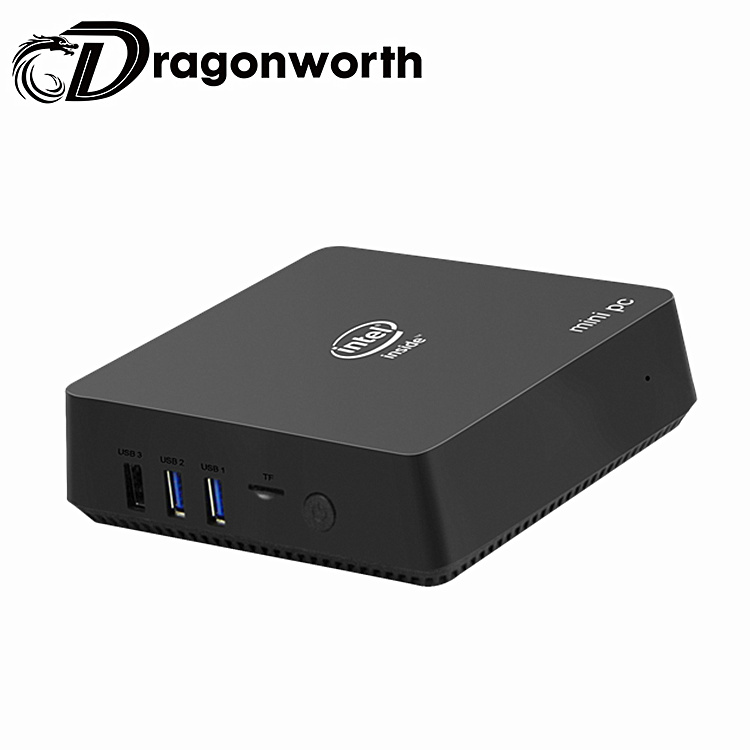 Dragonworth Newest Mini PC Ak5 N3450 4+64G Support for Windows 10 TV Box Laptop Mini PC pictures & photos