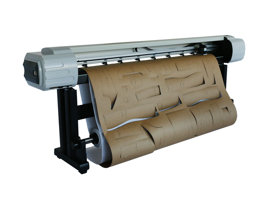 [Hot Item] China Best Selling Garment Paper Pattern Cutter Plotter Machine