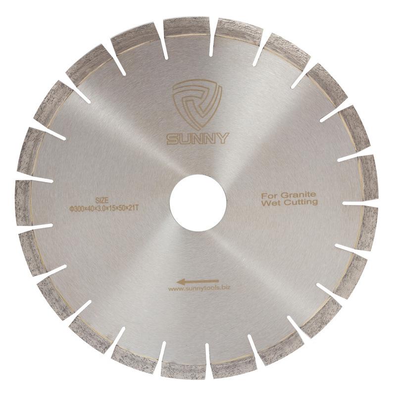 [Hot Item] Us Quality 14 Inch Fasting Cutting Diamond Granite Saw Blade