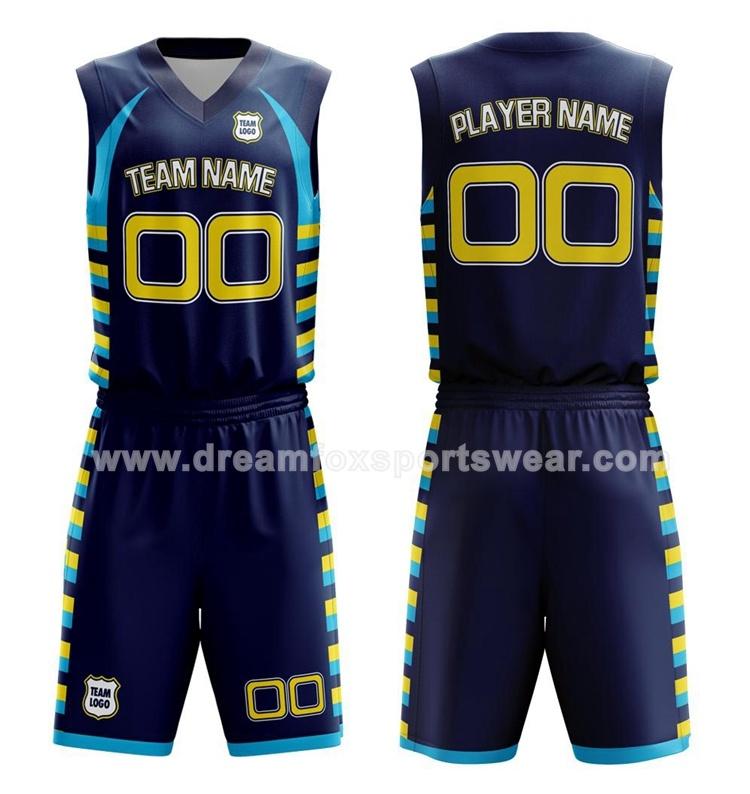 Cheap Reversible Basketball Jerseys