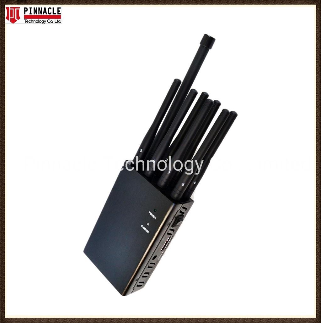 Bluetooth signal jammer | signal jammer detector kit