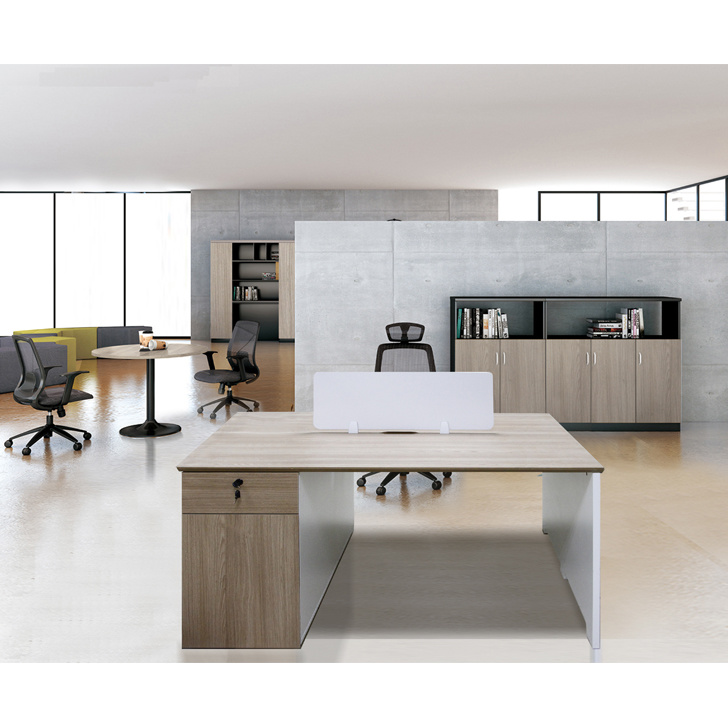 China Modern Wooden Office Furniture Small Office Workstation Office Desk China Office Table Modern Office Table