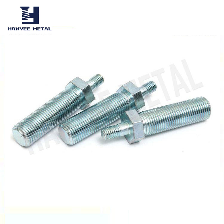 [Hot Item] Factory Direct Sale Nickel Plate Left Hand Thread Bolt