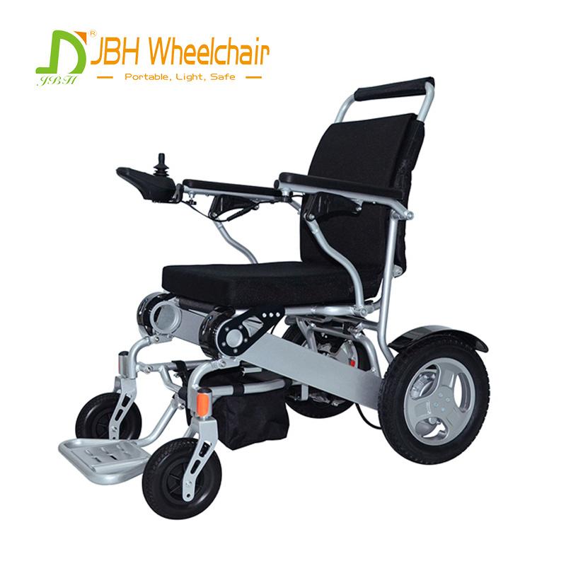 China Handicapped Use Aluminum Lightweight Wheelchair Folding Wheel ...