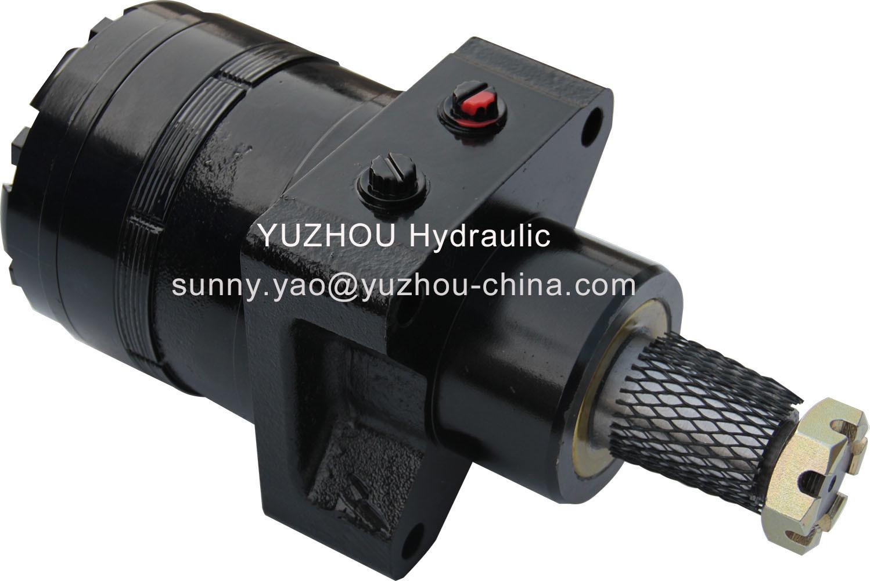 China Wheel Drive Hydraulic Motor For Scissor Aerial Platform