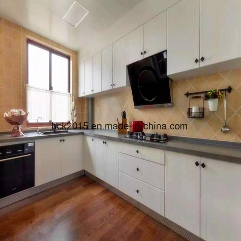 [Hot Item] Modern Simple Australian Style Kitchen Furniture Lacquer Kitchen  Cabinets