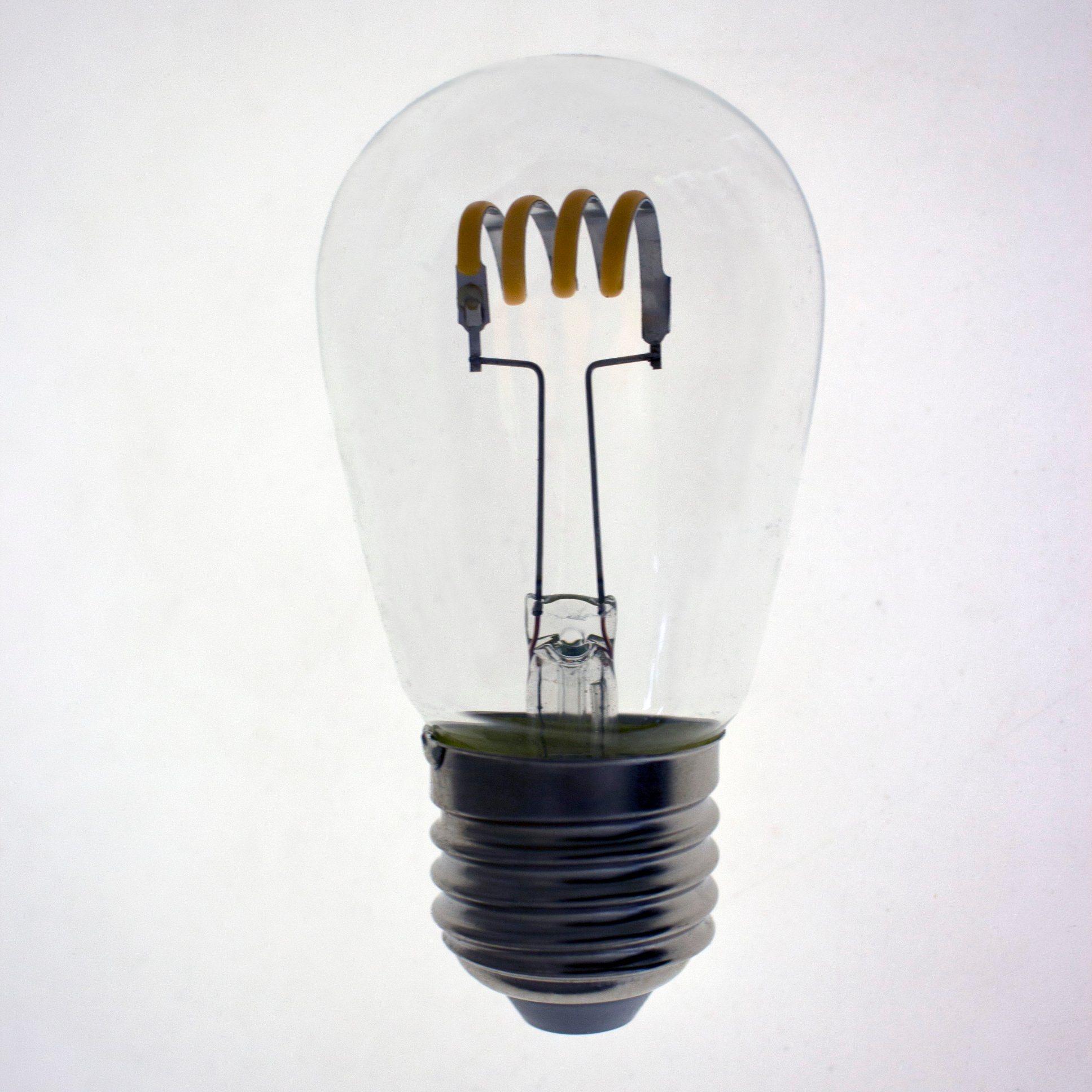 [Hot Item] E27 New Spiral Filament LED Lamp Light Bulb