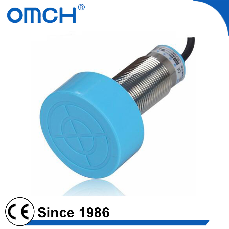China M24 48mm Dia 25mm Inductive Proximity Switch Sensor (High ...