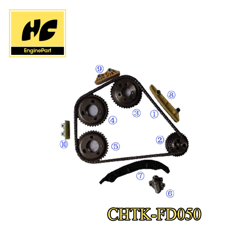 Genuine Ford Transit MK7 Timing Chain Guide 1753161