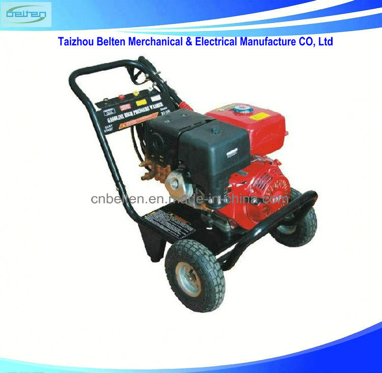 High Pressure Washer with Brass Pump Copper Wire
