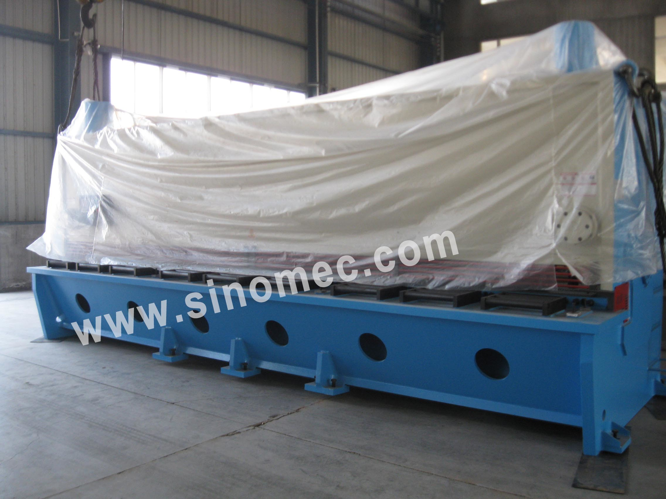 CNC Hydraulic Shear Machine, Cutting Machine, Guillotine Shear Machine (QC11k-16X6000) pictures & photos