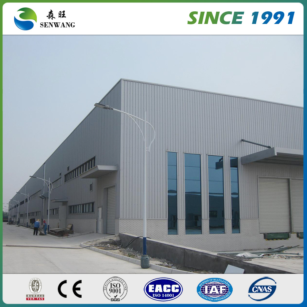 New Product Sheet Metal Light Steel Workshop