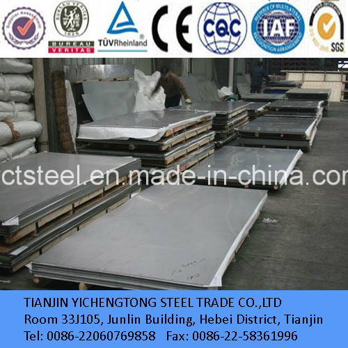 1219X2438mm Stainless Steel Sheet 321