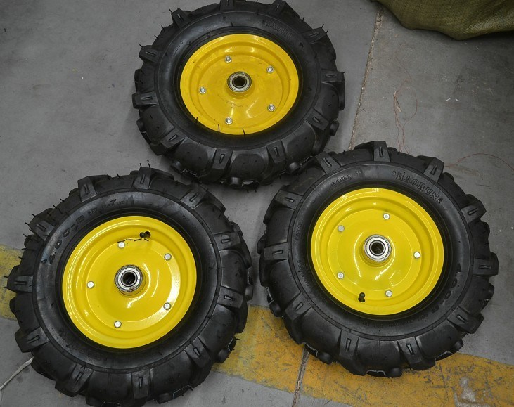 8 Inch 10 Inch 13 Inch 14 Inch 16 Inch Wheelbarrow Wheels pictures & photos