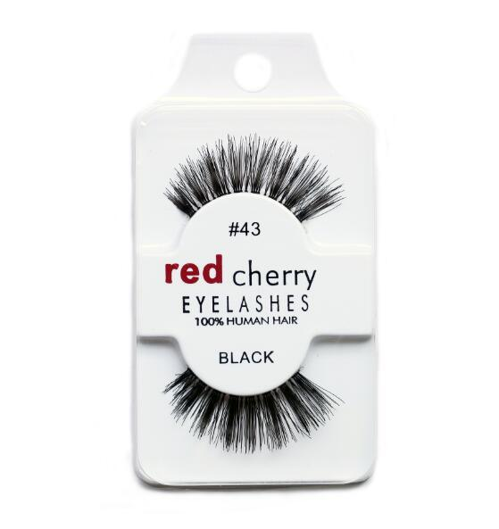 China Red Cherry Cheap False Eyelashes Lash Wholesale China Huda