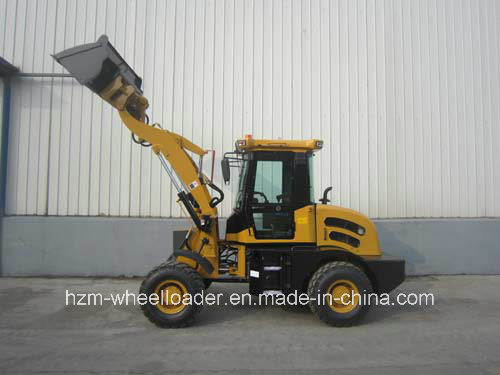 Qingzhou City Factory Hzm Jn 916 Zl16f Small Wheel Loaders with Euro3 Engine pictures & photos