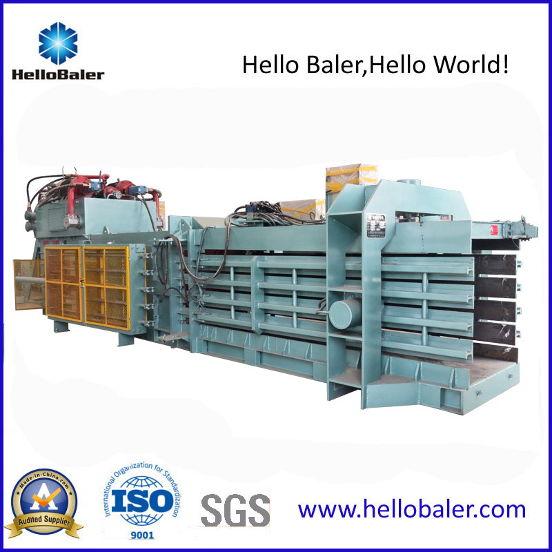 Hellobaler Automatic Corrugated Paper Hydraulic Press (HFA20-25) pictures & photos