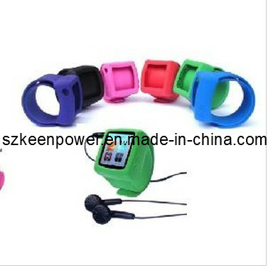 Colorful MP3 MP4 Watch Music Player