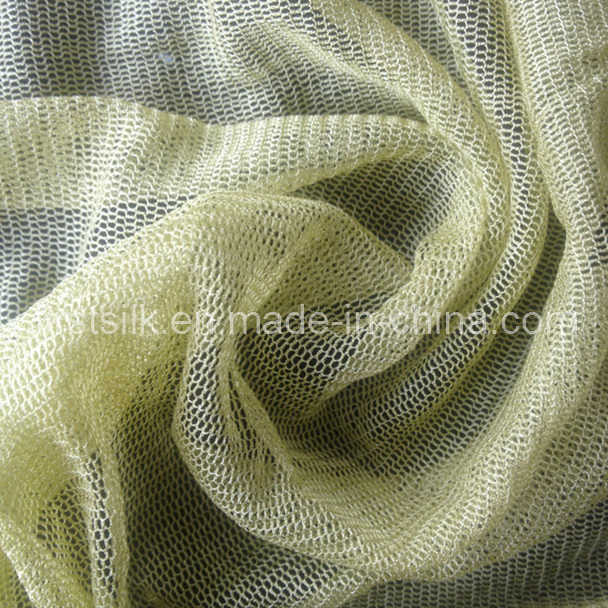 Bridal Silk Mesh Fabric. Bridal Silk Tulle Fabric. Wedding Dress Silk Fabric