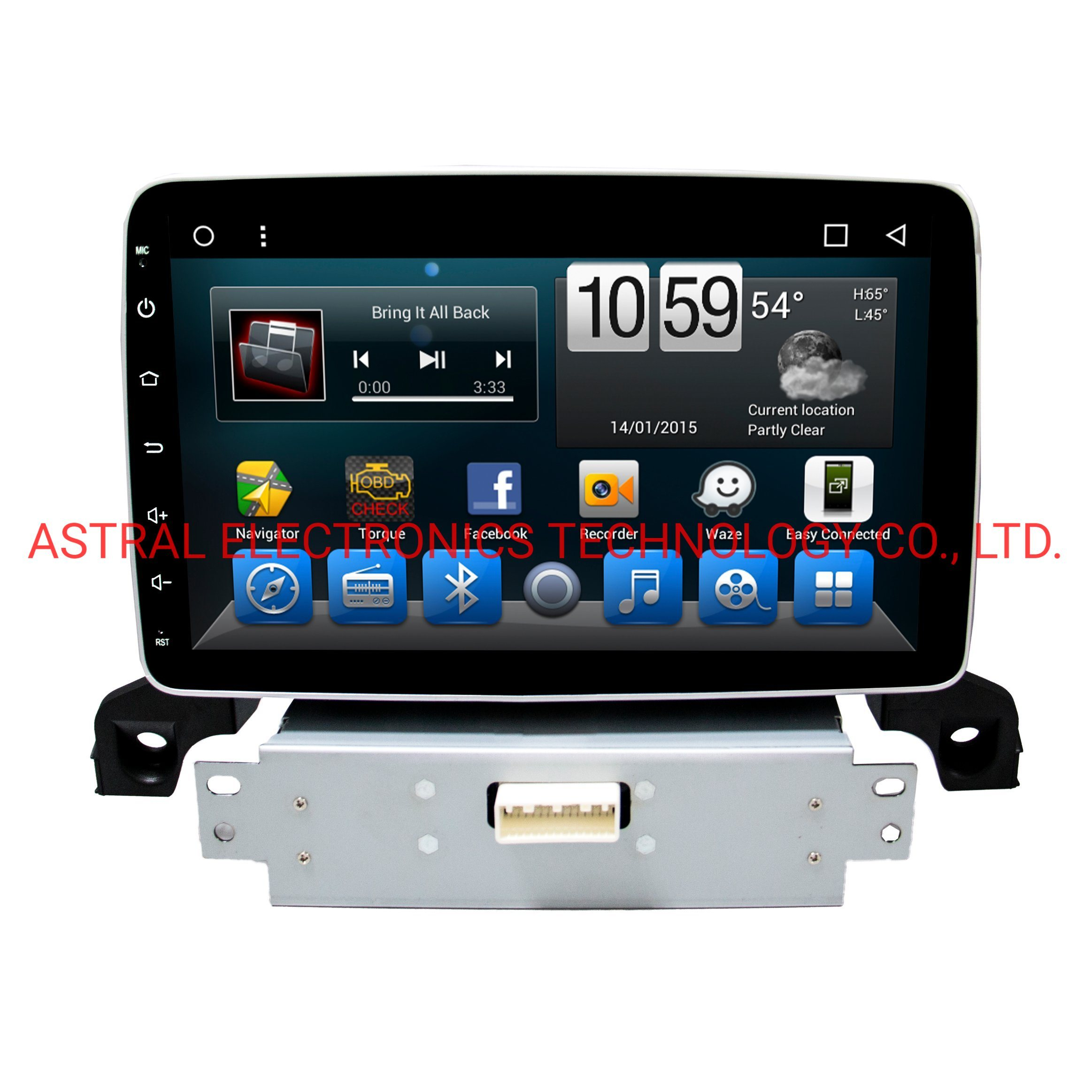 [Hot Item] 10 1-Inch Peugeot 3008 5008 OEM Android Car GPS Navigation  System with Autoradio WiFi Carplay Android Auto Mirro-Link Easyconnection