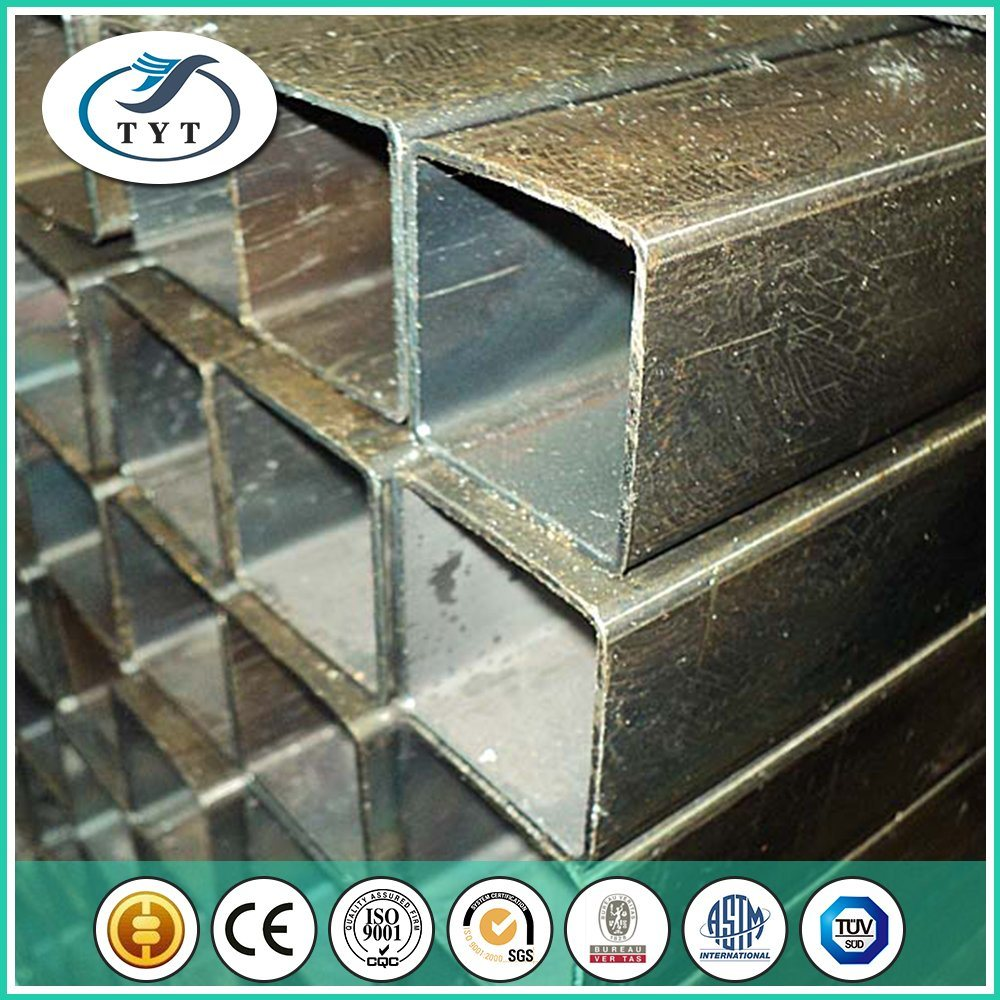 China Galvanized Hollow Steel Pipe for Greenhouse Frame Photos ...