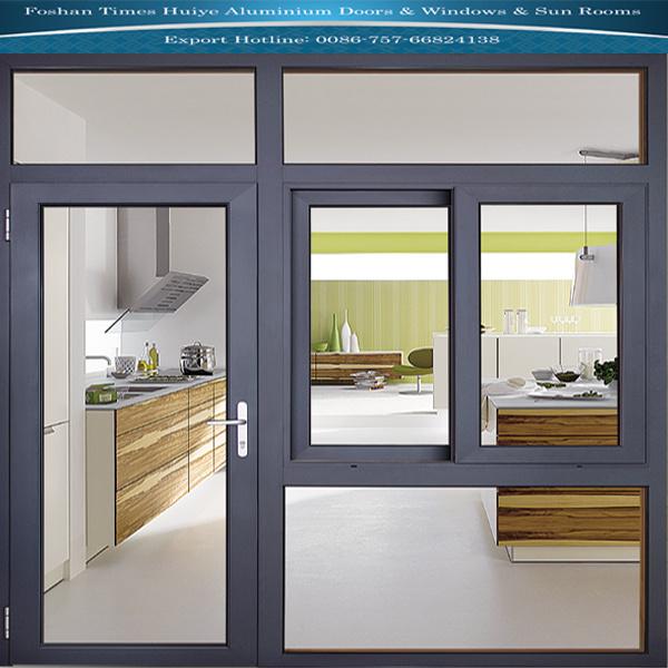 China New Style Aluminum Windows Doors Aluminium