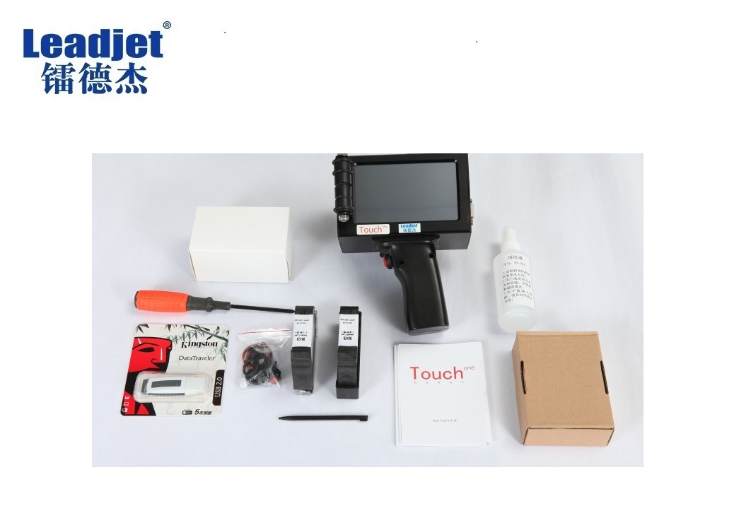 Portable Low Cost Hand Held Type Inkjet Printer pictures & photos