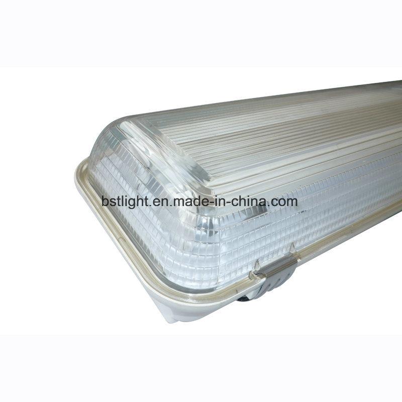 China Hot 5 Years Warranty 1200 T8 1x36w Lighting Fixture Ip65 Led Waterproof Light