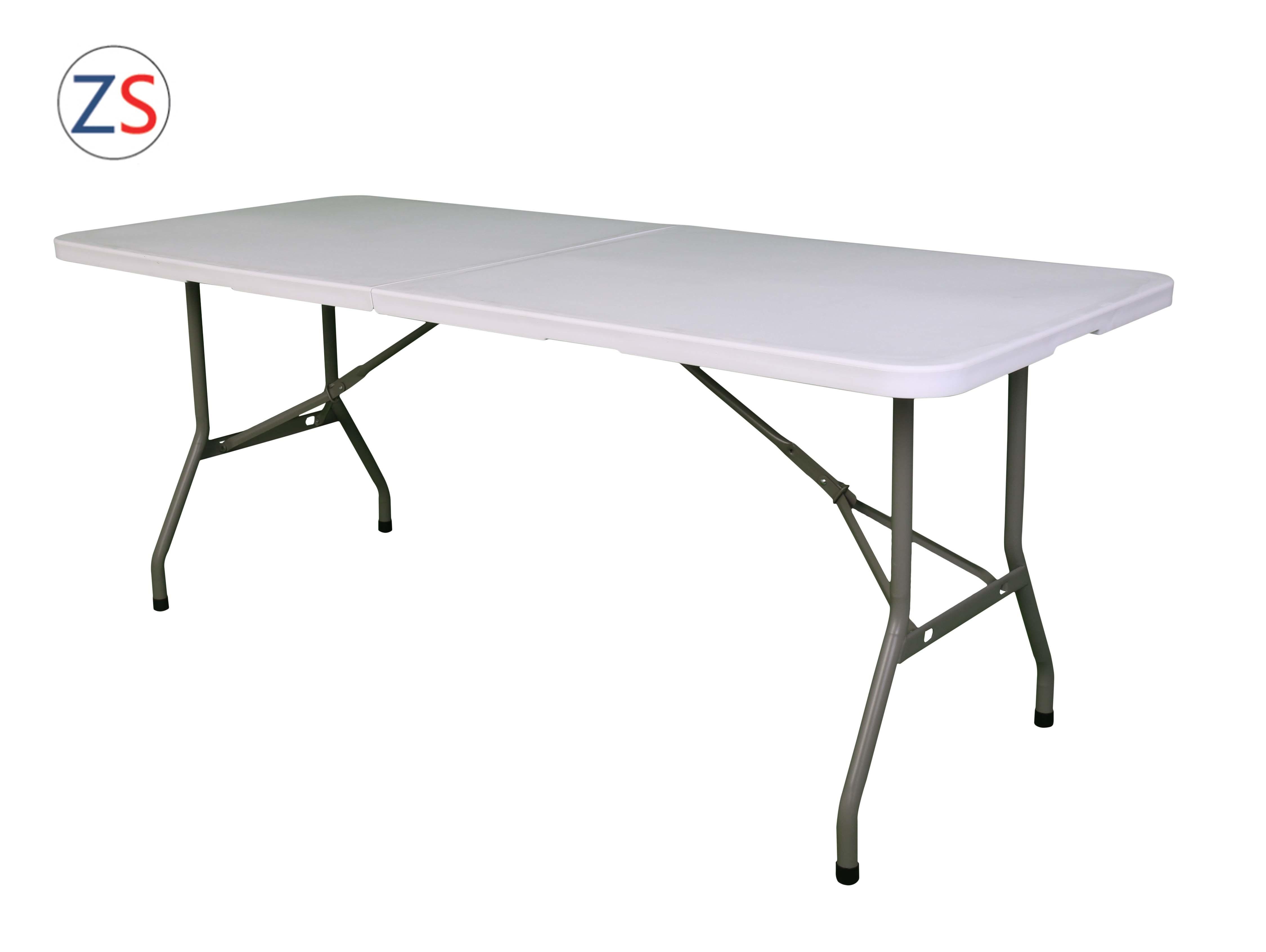 - China 6FT Plastic Folding Portable PP Table - China Folding Table