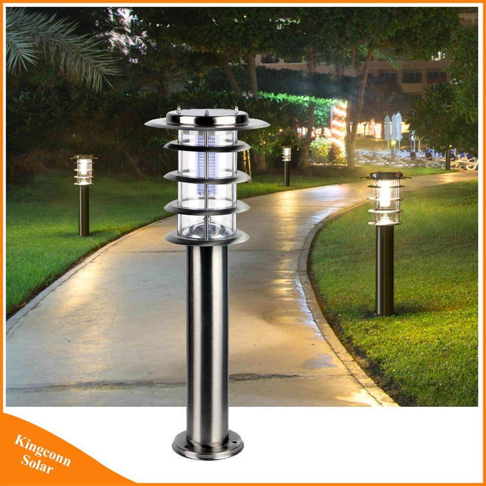 Hot Item Outdoor Solar Led Garden Park Lawn Light For Courtyard Landscape Lighting