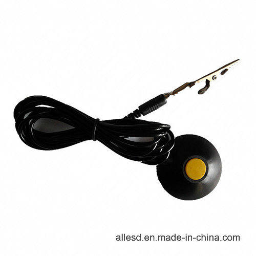 China Industrial ESD Ground Wire with Alligator Clip - China Ground ...