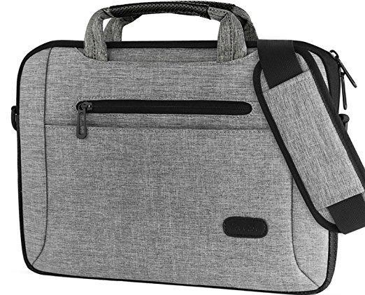2e191de3b7e1 [Hot Item] Multi-Use Mens Messenger Bag Polyester Laptop Briefcase Bag for  13