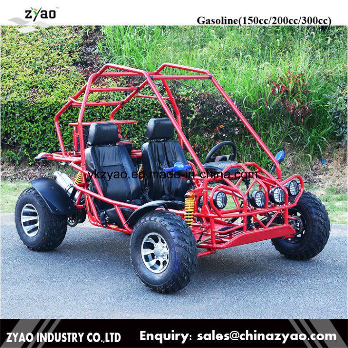 China Racing Go Kart Mini Kids Pedal Electric 150cc/200cc Go Kart ...