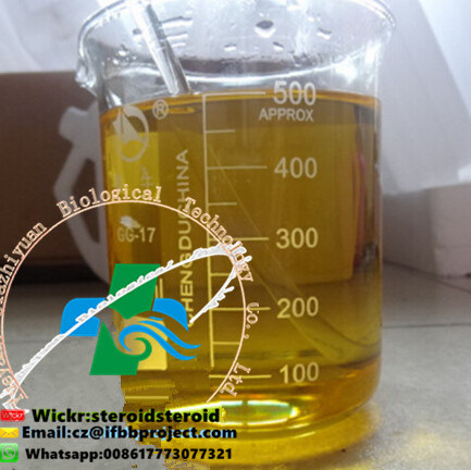 China Muscle Gaining Injectable Deca Durabolin 300mg/Ml
