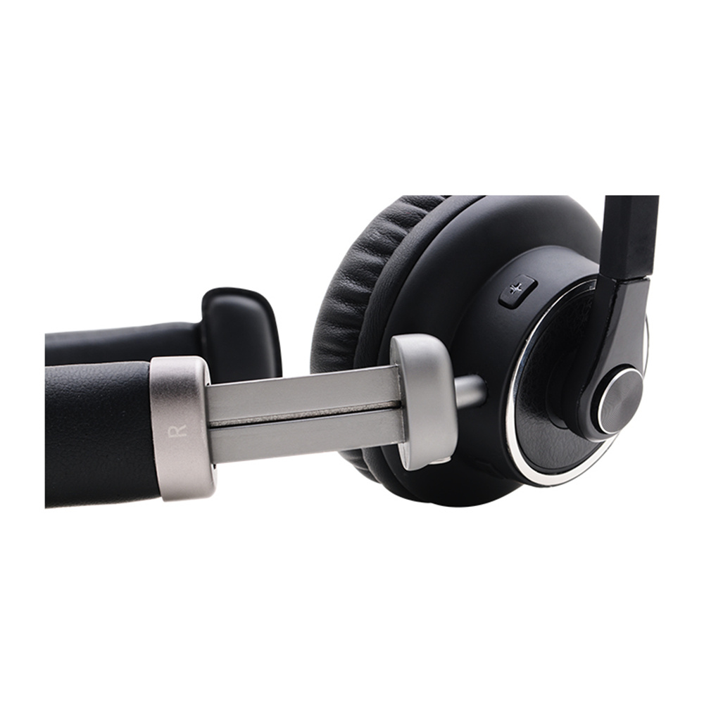 China Black Headphones Online Best Wireless Over Ear Bt Headset For Pc Photos Pictures Made In China Com