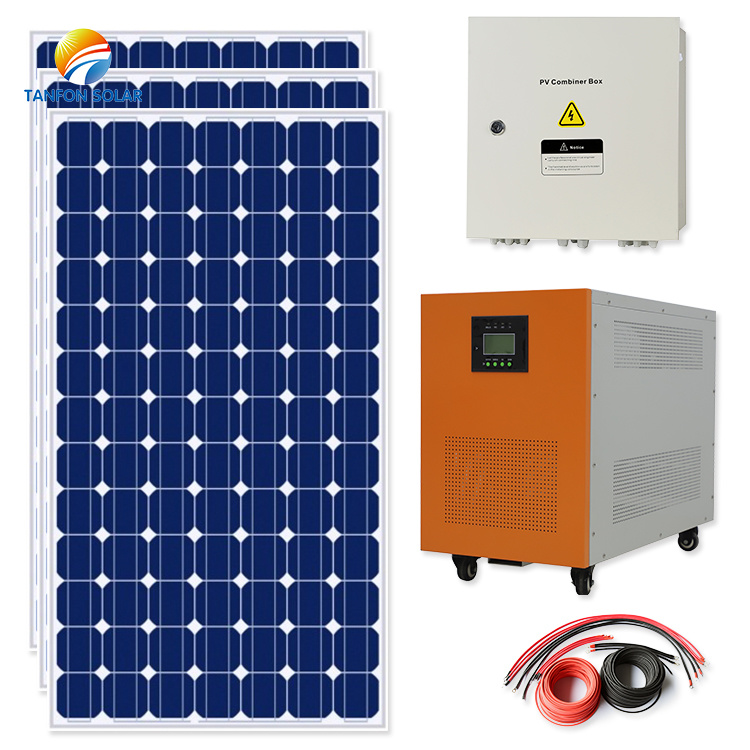 China Off Grid Solar System 15kw For Sale Philippines Off Grid Solar Power System Price Philippines China Solar Power Solar System